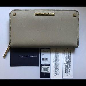 Rebecca Minkoff Ava Zip Wallet